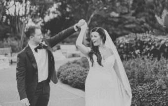 Allie & Chris {Wedding} Dallas Arboretum Dallas, Tx