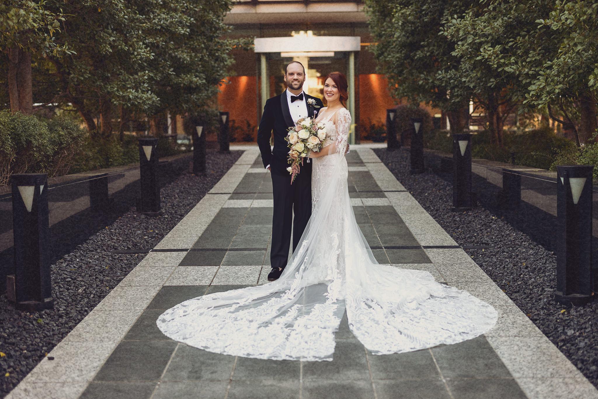 Marie Gabrielle wedding