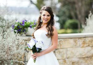 Dallas arboretum wedding photographer