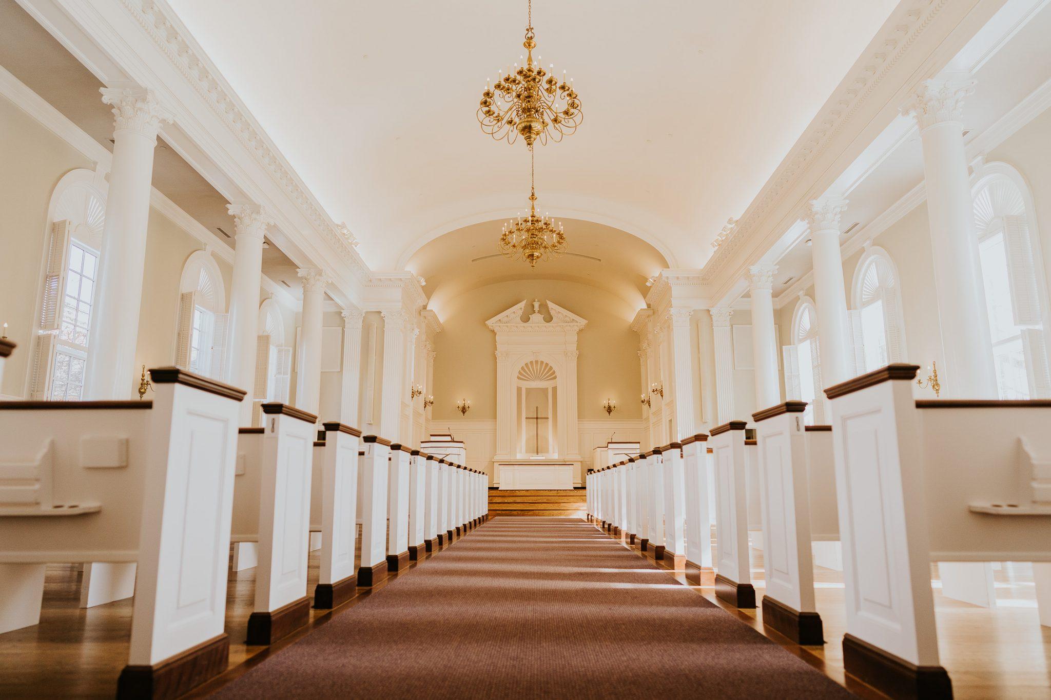 Robert Carr Chapel TCU